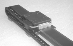 linear stepping motor actuator