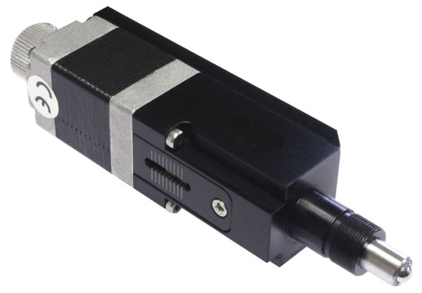 linear actuator moving rod