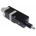 Moving shaft linear actuator