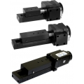Compact linear actuators with lead-screw