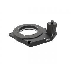 motorized belt rotary actuator