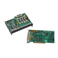 PCI/Ethernet/RS-232 Motion Controllers, 1-8 axes