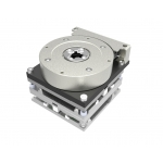 rotary table with absolute encoder